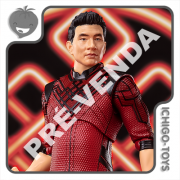 PRÉ-VENDA 30/11/2021 (VALOR TOTAL R$ 664,00 - 10% PARA RESERVA*) S.H. Figuarts - Shang-Chi - Shang-Chi and the Legend of the Ten Rings