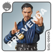 PRÉ-VENDA 31/01/2022 (VALOR TOTAL R$ 1.184,00 - 10% PARA RESERVA*) Mafex 152 - Doctor Strange - Avengers: Infinity War