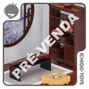 PRÉ-VENDA 31/01/2022 (VALOR TOTAL R$ 584,00 - 10% PARA RESERVA*) Nendoroid Playset 10 Goodsmile Arts - Chinese Study Set B