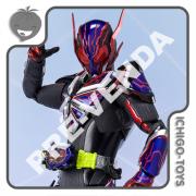 PRÉ-VENDA 31/01/2022 (VALOR TOTAL R$ 718,00 - 10% PARA RESERVA*) S.H. Figuarts Tamashii Web Exclusive - Masked Rider Eden - Masked Rider Zero-One