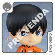 PRÉ-VENDA 31/03/2021 (VALOR TOTAL R$ 466,00 - 10% PARA RESERVA*) Nendoroid 1455 Goodsmile Online Shop Exclusive - Tobio Kageyama New Karasuno - Haikyu! To the Top!