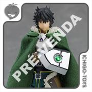 PRÉ-VENDA 31/08/2021 (VALOR TOTAL R$ 744,00 - 10% PARA RESERVA*) Figma 494 - Naofumi Iwatani - The Rising of the Shield Hero