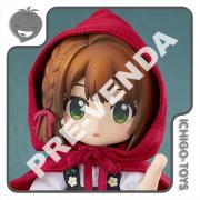 PRÉ-VENDA 31/07/2021 (VALOR TOTAL R$ 548,00 - 10% PARA RESERVA*) Nendoroid Doll - Little Red Riding Hood - Little Red Riding Hood