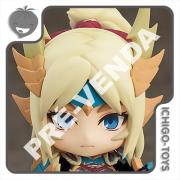 PRÉ-VENDA 31/08/2021 (VALOR TOTAL R$ 678,00 - 10% PARA RESERVA*) Nendoroid 1407-DX - Hunter Female Zinogre Alpha Armor DX - Monster Hunter World Iceborn