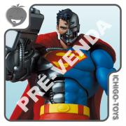 PRÉ-VENDA 31/07/2022 (VALOR TOTAL R$ 904,00 - 10% PARA RESERVA*) Mafex 164 - Cyborg Superman - Return of Superman