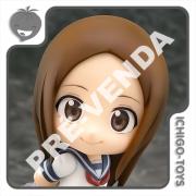 PRÉ-VENDA 31/08/2021 (VALOR TOTAL R$ 526,00 - 10% PARA RESERVA*) Nendoroid 1413 - Takagi-san - Karakai Jozu No Takagi-san