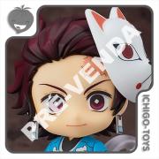 PRÉ-VENDA 31/08/2021 (VALOR TOTAL R$ 658,00 - 10% PARA RESERVA*) Nendoroid 1510 - Tanjiro Kamado Final Selection - Demon Slayer: Kimetsu no Yaiba