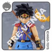 PRÉ-VENDA 30/11/2021 (VALOR TOTAL R$ 778,00 - 10% PARA RESERVA*) Figma 500 - Dai - Dragon Quest: Dai no Daiboken