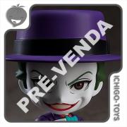 PRÉ-VENDA 31/08/2022 (VALOR TOTAL R$ 664,00 - 10% PARA RESERVA*) Nendoroid 1695 Goodsmile Online Shop Exclusive - Joker - Batman 1989