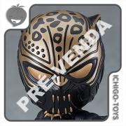 PRÉ-VENDA 31/08/2022 (VALOR TOTAL R$ 718,00 - 10% PARA RESERVA*) Nendoroid 1704 - Erik Killmonger - Black Panther
