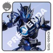 PRÉ-VENDA 31/10/2021 (VALOR TOTAL R$ 734,00 - 10% PARA RESERVA*) S.H. Figuarts Tamashii Web Exclusive - Masked Rider Orthrosvulcan - Masked Rider Zero-One