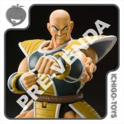 PRÉ-VENDA 31/10/2021 (VALOR TOTAL R$ 762,00 - 20% PARA RESERVA*) S.H. Figuarts Comic-Con@Home 2021 - Nappa (Event Exclusive Color Edition) - Dragon Ball Z