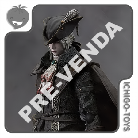 PRÉ-VENDA 31/10/2022 (VALOR TOTAL R$ 1.088,00 - 10% PARA RESERVA*) Figma 536-DX - Lady Maria of the Astral Clocktower DX Edition - Bloodborne: The Old Hunters