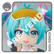 PRÉ-VENDA 31/01/2022 (VALOR TOTAL R$ 592,00 - 10% PARA RESERVA*) Nendoroid 1578 - Racing Miku 2021 - Hatsune Miku GT Project