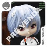 PRÉ-VENDA 31/12/2021 (VALOR TOTAL R$ 966,00 - 50% PARA RESERVA*) Yeolume Collection Doll - Rei Ayanami - Evangelion