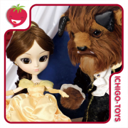 Pullip & Taeyang - Beauty and Beast - Limited Edition - Disney