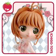 Qposket - Sakura Kinomoto Pink -  Cardcaptor Sakura: Clear Card