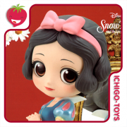 Qposket - Snow White - Disney Characters - Pastel Color Limited