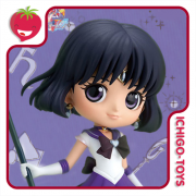 Qposket - Super Sailor Saturn - Sailor Moon