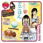 Re-ment Kawamoto Familys Dinner - Coleção completa!