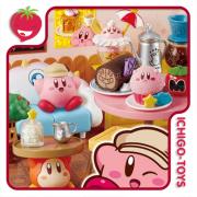 Re-ment Kirby's Cafe Time - coleção completa!