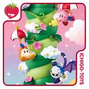 Re-ment Kirby Dream Land - Tree in Dreams - coleção completa!