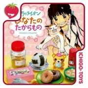 Re-ment March Comes a Lion - Hinata's Favorite - 1/6 - Coleção completa!