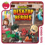 Re-ment My Hero Academia Desktop Heroes - Coleção completa!