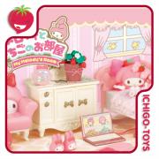 Re-ment My Melody and Strawberry Room - coleção completa!