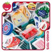 Re-ment Petit Sample House Supermarket - coleção completa!