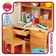 Re-ment Petit Sample - Study Desk