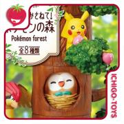 Re-ment Pokémon Forest - coleção completa!