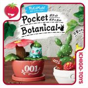 Re-ment Pokémon Pocket Botanical - coleção completa!