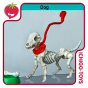 Re-ment Pose Skeleton - 04 Dog