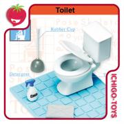 Re-ment Pose Skeleton - 13 Toilet