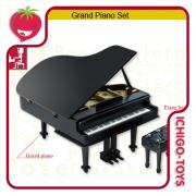 Re-ment Pose Skeleton - 21 Grand Piano
