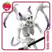 Re-ment Pose Skeleton - Not Human - 01 Demon