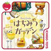 Re-ment Rilakkuma Honey Garden - coleção completa!