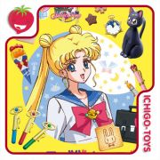 Re-ment Sailor Moon Crystal - Everyday Warrior - coleção completa!