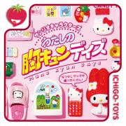 Re-ment Sanrio Watashi no Mune Kyun Days - coleção completa!