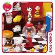 Re-ment Snoopy American Zakka! Coleção Completa!