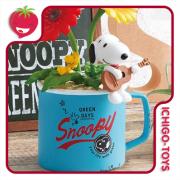 Re-ment Snoopy Green Days - coleção completa!