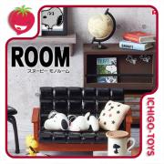 Re-ment Snoopy's Mono Room - Coleção completa!