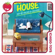 Re-ment Snoopy's West Coast House - Coleção Completa! 1/18