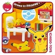 Re-ment Pokémon - Welcome to Pikachu Room! - coleção completa!