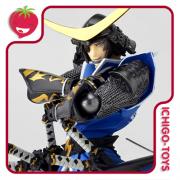 Revoltech Yamaguchi 079 - Masamune Date - Sengoku Basara