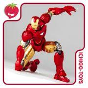 Revoltech Legacy LR 040 - Iron Man Mk VI - Iron Man 2