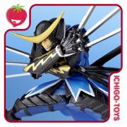 Revoltech Mini RM 004 - Masamune Date - Sengoku Basara