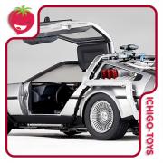 Revoltech Movie Revo 001 - DeLorean - Back to the Future