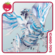 Revoltech Vulcanlog 013 - Blue Eyes Alternative White Dragon - Yugioh: The Dark Side of Dimensions